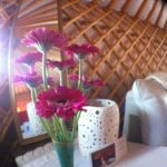 Deep Tissue Massage in a Yurt